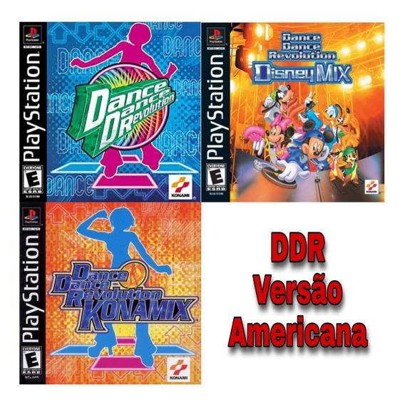 Dance Dance Revolution Ps1/ps2 - Patch