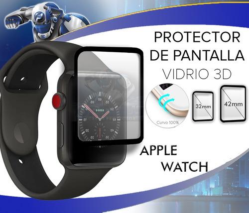Vidrio Templado Iwatch 42 Serie 3 Completo