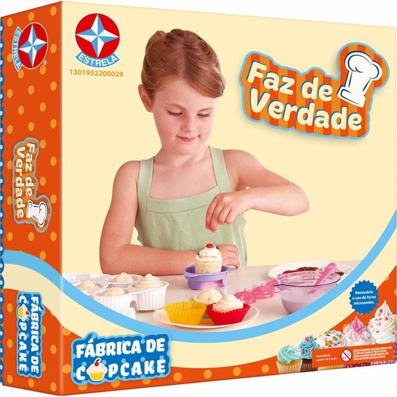 Fabrica De Cupcake Faz De Verdade Da Estrela - Bonellihq L18