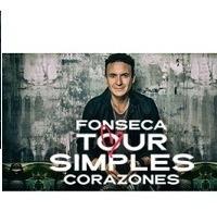 Vendo Boletas Concierto Fonseca Platea (19 De Septiembre)