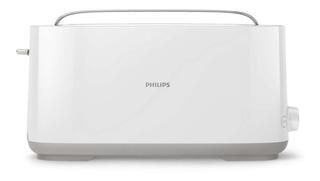 Tostadora Electrica Philips Hd2590/00 Ranura Grande