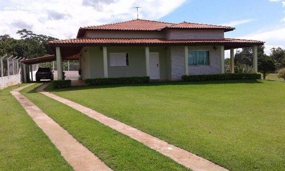 Chácara Para Venda Em Tatuí, Vila Americana, 3 Dormitórios, 2 Banheiros, 7 Vagas - 0041