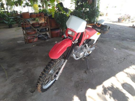 Moto De Trilha - Crf 230/2012 + Acessorios