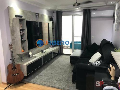 Apartamento Padrão Para Venda 3 Quartos 2 Banheiros 2 Vagas Em Santana São Paulo-sp - 136051g