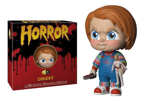 Funko Chucky Horror 5 Star Original Jugueterialeon