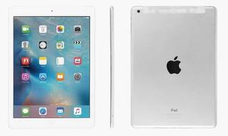 iPad Air 16 Gb Blanco Como Nuevo + Funda De Cuerina