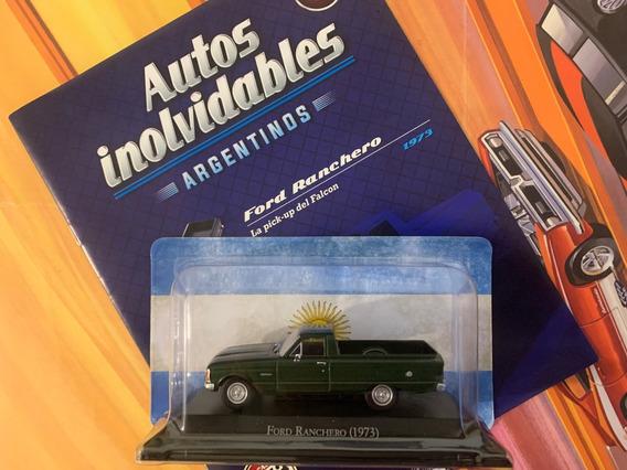 Ford Ranchero 1973 Miniatura Autos Argentina 1/43 No F-100