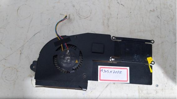 Cooler C/dissipador Notebook Asus X202e