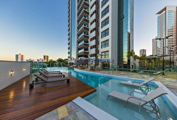 Apartamento Com 4 Dormitórios, Sendo 4 Suítes À Venda, 550 M² Por R$ 4.800.000 - Gleba Palhano - Londrina/pr - Ap0862
