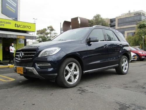 Mercedes-benz Clase Ml 250 Cdi 4 Matic At 2.2