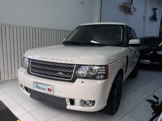 Land Rover Range Rover Vogue 3.6 Tdv8 4x4 32v Turbo Diesel 4