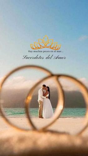 Imagen 1 de 10 de Amarre De Amor  Pagas Al Ver Resultados  Sacerdotes Del Amor
