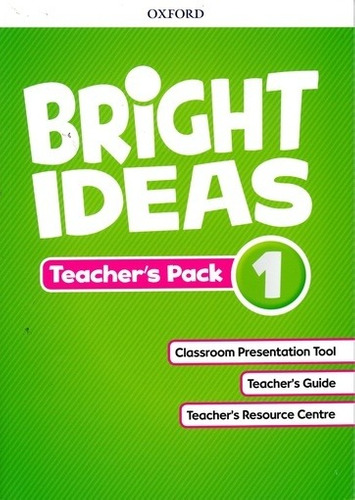 Bright Ideas 1 - Tch's Pack - Grupo Editor