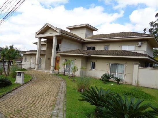 Casa Em Condomínio Para Locação Em Santana De Parnaíba, Tambore 1 Alphaville, 4 Suítes - 2627_2-222904