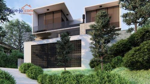 Casa Com 6 Dormitórios À Venda, 520 M² Por R$ 3.460.000,00 - Urbanova - São José Dos Campos/sp - Ca2954