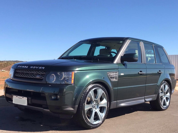 Land Rover Range Rover Sport 2010 5.0 V8 Hse Supercharged 5p