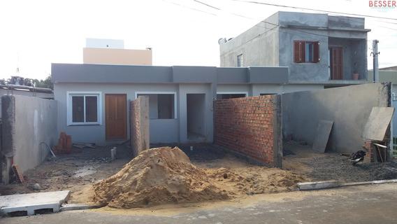 Excelente Casa Em Canoas | 2 Dormitorios - V-875