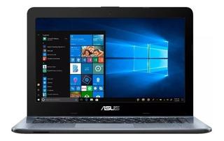 Notebook Asus Amd A6-9225 14 4gb 500gb Radeon R4 Hdmi Win10