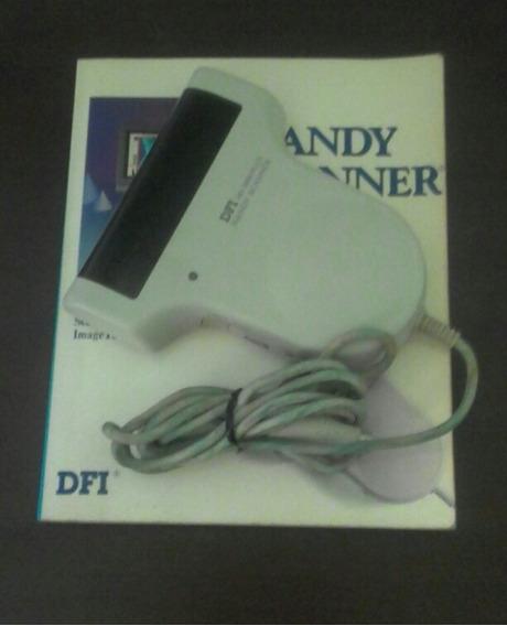 Handy Scanner De Mão Hs3000 Plus - Vintage Antigo