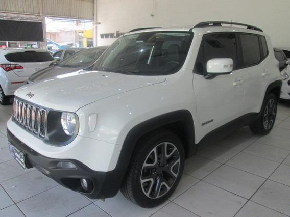 Jeep Renegade Longitude Automatico Ano 2019 Aceito Troca