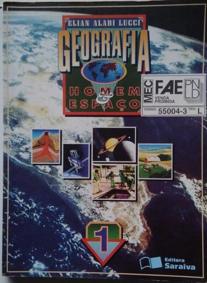 Geografia Homem&espaço 1 1° Grau 10° Edição 1996