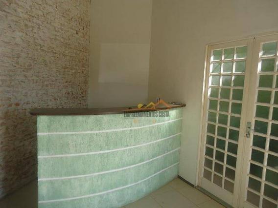 Casa Comercial Para Locação, Vila Leis, Itu - So0078. - Ca0914