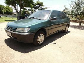 Peugeot 306 Xl 1.4 Verde Pino Metalizado