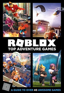 Book : Roblox Top Adventure Games - Official Roblox