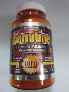 Carnitine Saturn 50