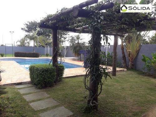 Imagem 1 de 6 de Casa Com 3 Dormitórios À Venda, 210 M² Por R$ 731.500,00 - Ville Saint James I - Campo Limpo Paulista/sp - Ca0514