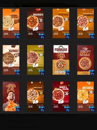 Imagem 1 de 3 de Cardápio Digital Com Whatsapp.
