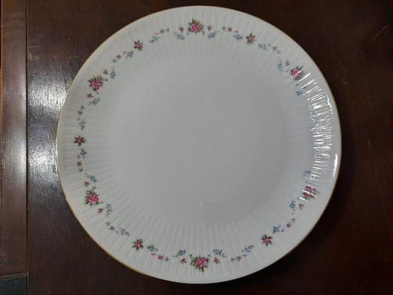 Plato Bandeja Para Torta Porcelana Tsuji . Morón