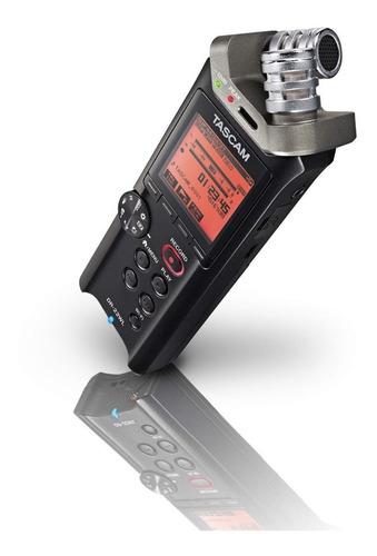 Tascam Dr-22wl Grabadora Profesional 2 Canales Xy Wi-fi