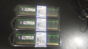 Memoria Ddr2 2 Gb 667 Kingston Nova