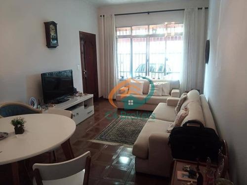 Imagem 1 de 30 de Sobrado Com 3 Dormitórios À Venda, 131 M² Por R$ 650.000,00 - Vila Pedro Moreira - Guarulhos/sp - So0093