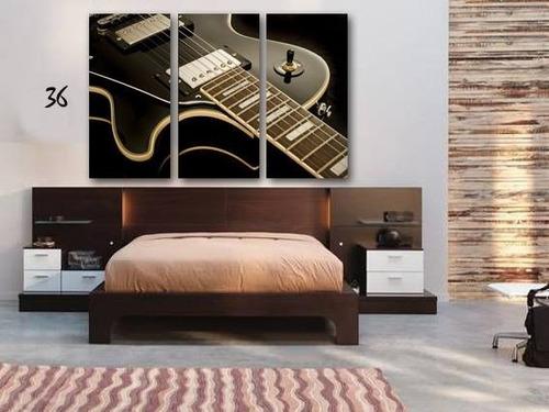 Cuadros Artesanales Sobre Lienzo Canvas Algodón - 150x90 Cm