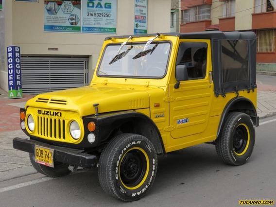Suzuki Lj Lj80l Carpado