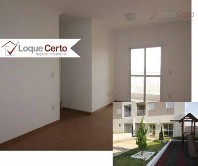 Apartamento Para Locação, 03 Dormitórios, Jardim Primavera, Indaiatuba. - Ap0148