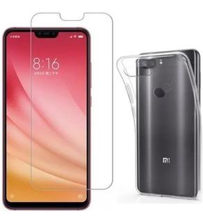Smartphone Xiaomi Mi 8 Lite 4gb/64gb Dual Sim Capa Pelicula