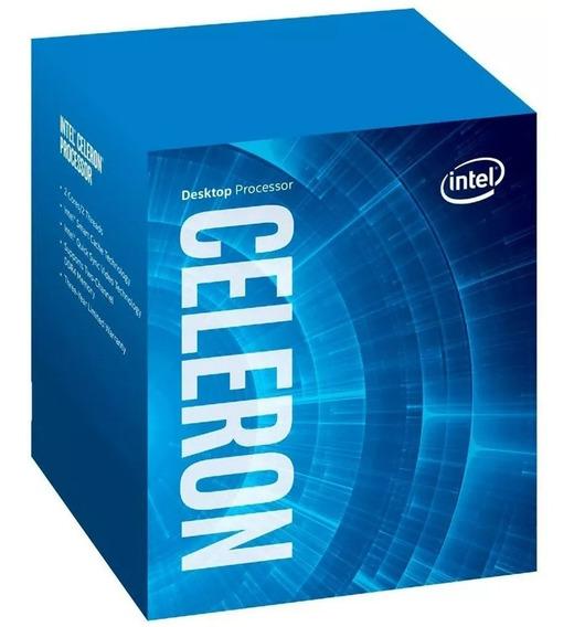 Processador Intel Celeron G3900 2.80 Ghz 2m Cache Lga 1151