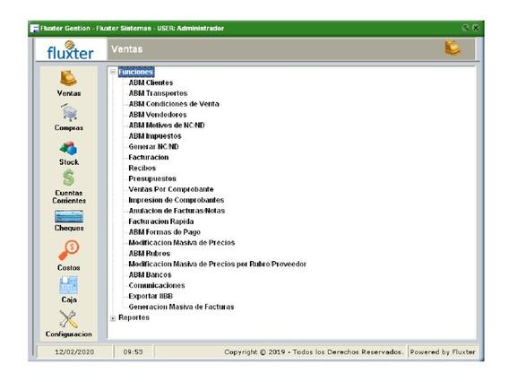 Software Facturación Electrónica Programa Gestión Comercios