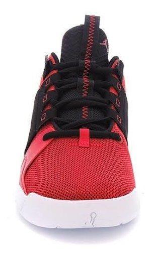 Tenis Jordan Zoom Zero Gravity Rojo C/ Negro,100% Original