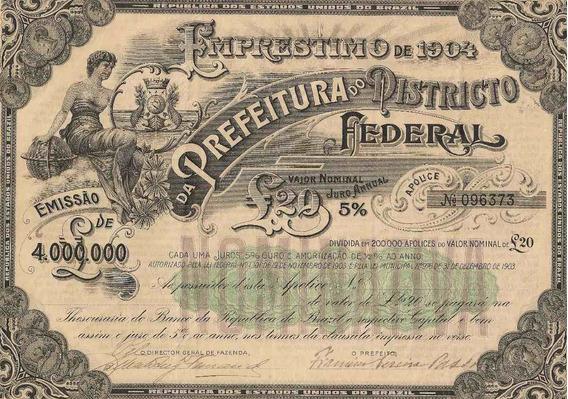 Apólice Distrito Federal Lei 6019