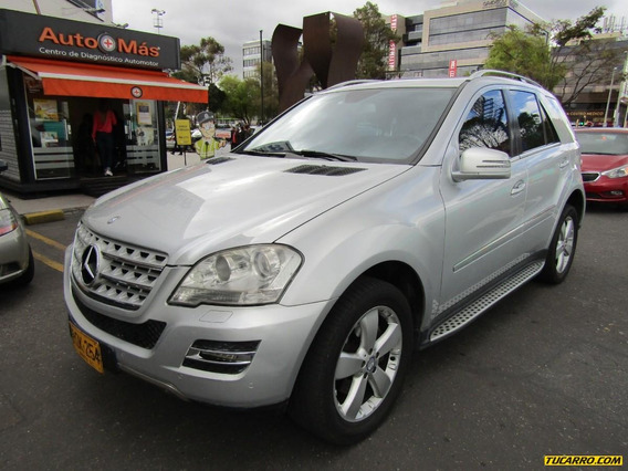 Mercedes Benz Clase Ml 350 Ml 350 Cdi 4matic