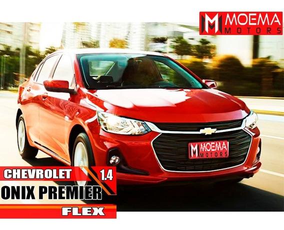 Chevrolet Onix Hatch 1.0 Turbo Plus Premier Mec. Flex 2019/2