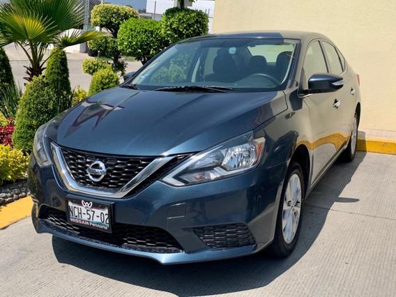 Nissan Sentra 1.8 Sense Cvt