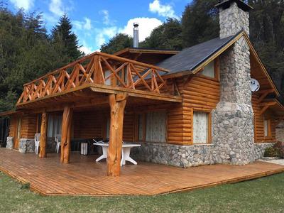 Venta De Casa En Villa Traful Emprendimiento Turistico