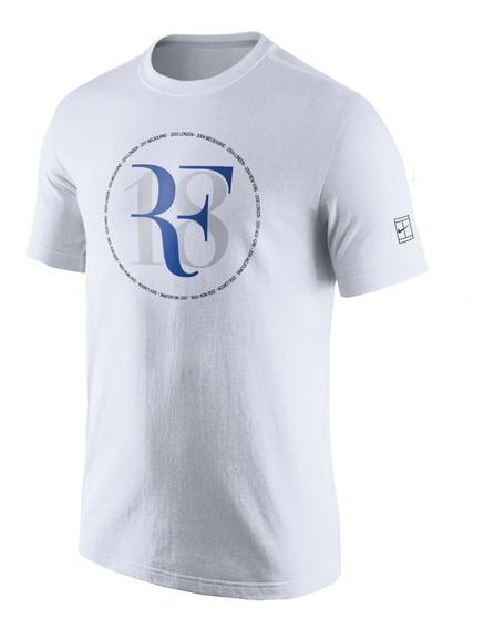 Playera Nike Roger Federer Celebration 18 Gs Coleccion Rf