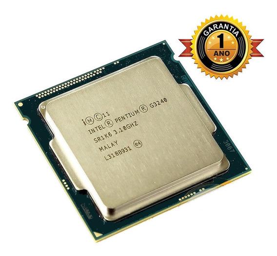 Processador Intel Pentium G3240 3.1 1150 - 1 Ano De Garantia