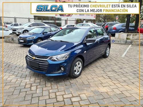 Chevrolet Onix Ls 2021 Azul 0km